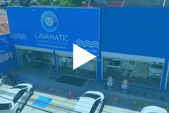 Vídeo Institucional Lavamatic