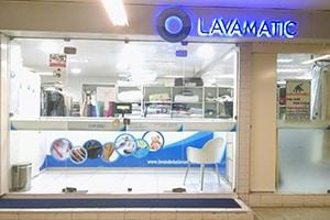 Lavanderia Lavamatic Papicu